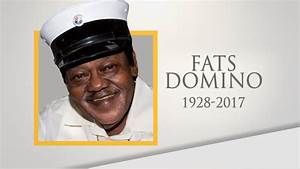 Life well lived: Fats Domino, a rock-and-roll pioneer ...