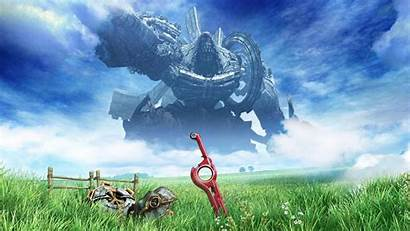 Xenoblade Chronicles Definitive Edition Wallpapers