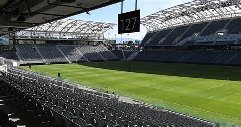 lafcs banc  california stadium  officially open