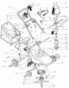 Black And Decker Lm1900 Parts List And Diagram