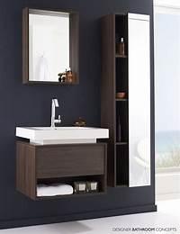 designer bathroom vanities Recess Designer Modular Bathroom Vanity Unit - RF302