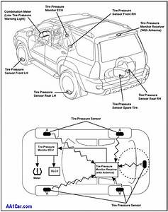 Tpms  Tire Tressure Monitor Sensor