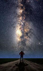 Galaxy Milky Way Road