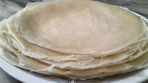 comment faire la p 226 te des feuilles de brick cuisine tunisienne recette feuilles de brick