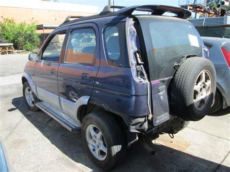 » Daihatsu Terios I 1.3i -a- Blue. Terios Spare Parts