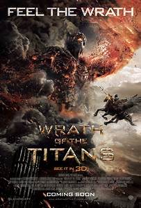 WRATH OF THE TITANS - Character Movie Posters — GeekTyrant