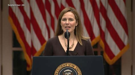 Senate set to begin confirmation hearings for Amy Coney