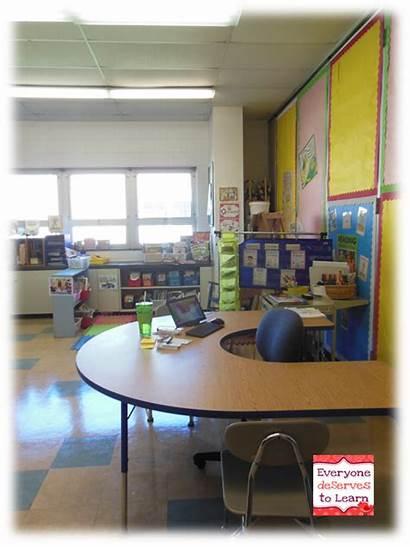Classroom Tour Table Horseshoe