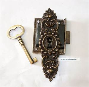 Antique Lock and Key - Bing images