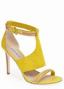 1000 ideas about Yellow Shoes on Pinterest