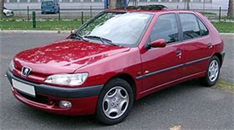 section 2 306 of the code peugeot 306