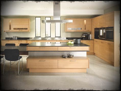 kitchen woodwork designs easy modern kitchen ideas with white and wood cabinets 3516