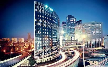 Paris France Buildings Wide Desktop