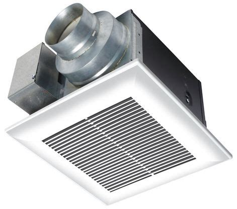 panasonic fv vq whisperceiling  cfm ceiling mounted fan