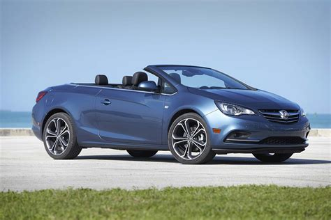 2019 Buick Cascada Review, Ratings, Specs, Prices, And