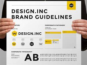 Brand Manual By Egotype Design On Dribbble
