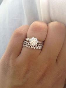 19 gorgeous stacked wedding rings With stacking engagement wedding rings