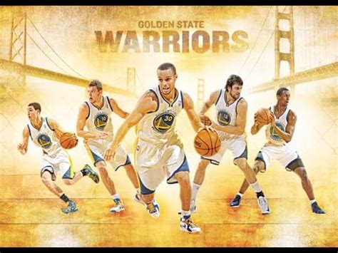 Golden State Warriors Team Mix - Wild Ones - YouTube