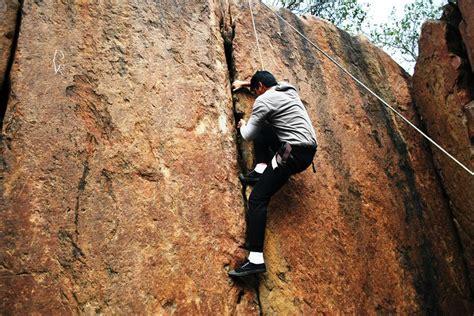 Rock Climbing Delhi India