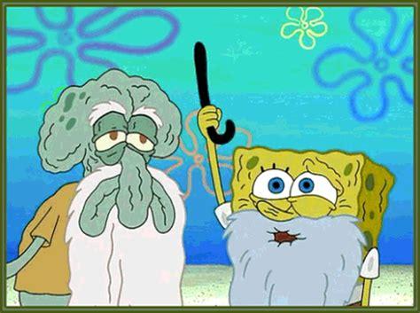 image neh squidward spongebobgif glee wiki wikia