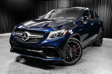 2018 Mercedes-benz Gle Amg® 63 S Coupe Scottsdale Az 23216293