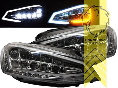 golf 7 led scheinwerfer nachrüsten voll led scheinwerfer echtes tfl f 252 r vw golf 7 limousine