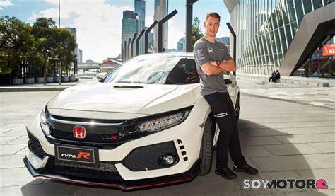Vandoorne Ya Tiene Su Civic Type R