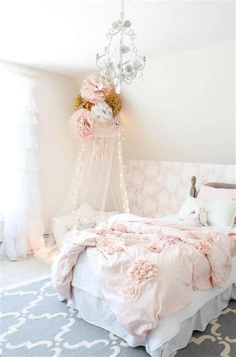 Vintage Little Girls Room Reveal  Rooms For Rent Blog