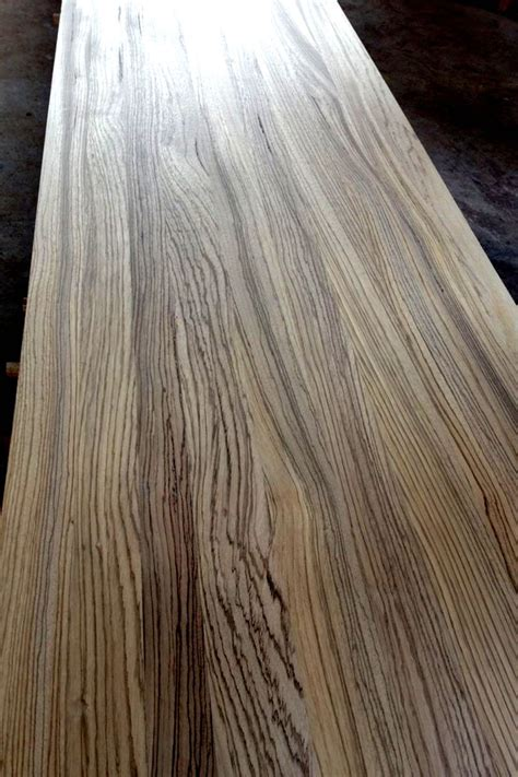 zebra wood edge glued butcher block countertops jieke wood