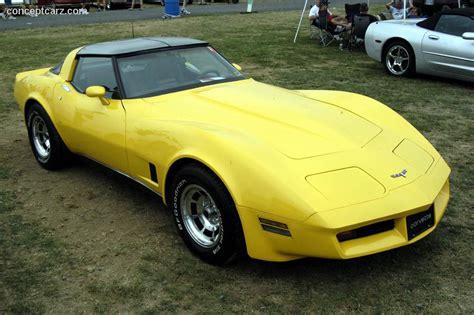 1980 Chevrolet Corvette C3 Conceptcarzcom