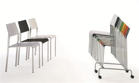 chaise conférence trolley for storage and handling chairs ideal for