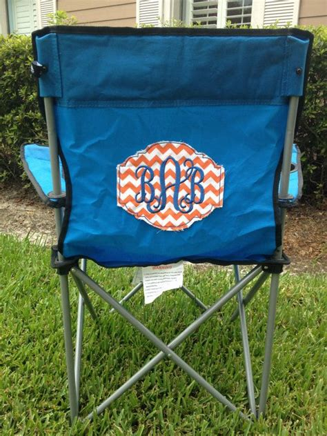 monogrammed c chair heat transfer vinyl works on these