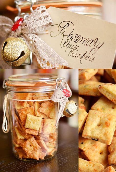 homemade food gifts      edible