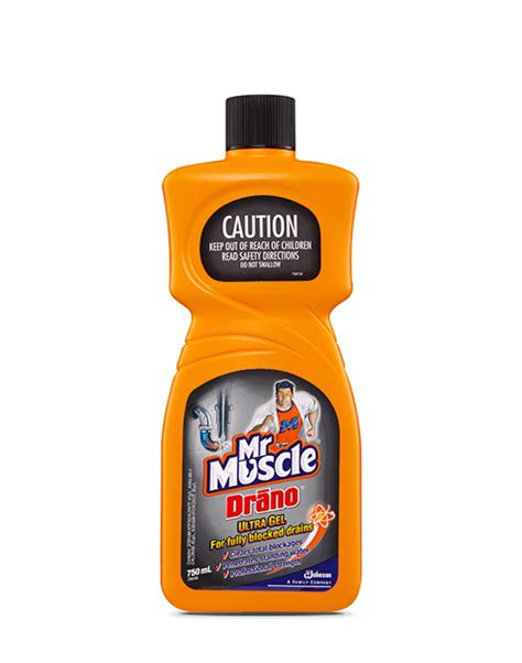can i use drano in my kitchen sink drain ultra gel mr 9928