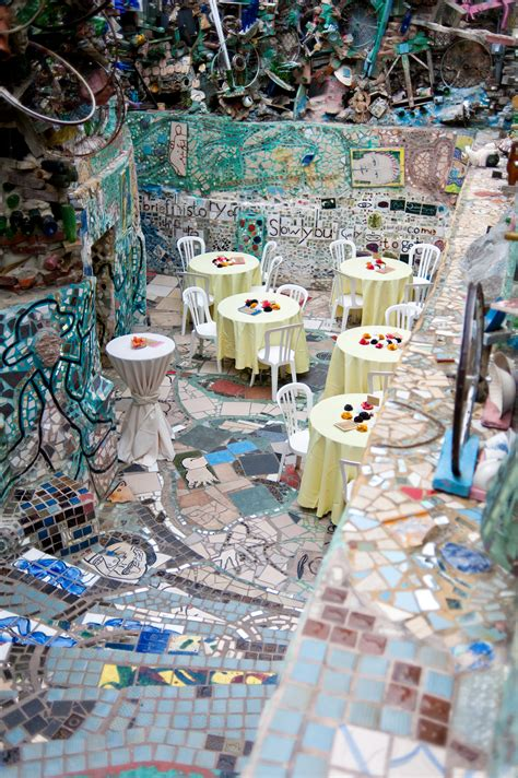 event f a q s philadelphia s magic gardens