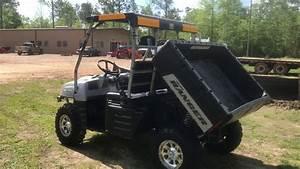 2007 Polaris Ranger 700 Xp Vin 9253