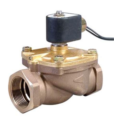 2 way anti waterhammer solenoid valves