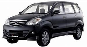 Toyota Avanza Complete Wiring Diagram Download