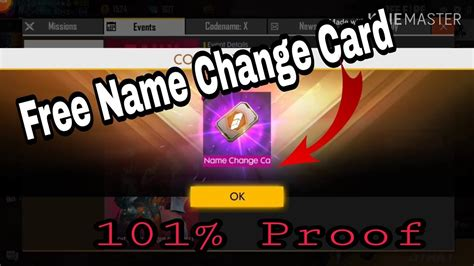 A dialog box will appear, prompting you to enter the new nickname. Trick To Get Free Name Change Card    Tips And Trick ...
