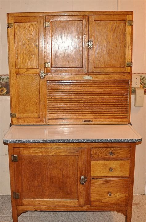 Hoosier Cabinet Reproduction Set by Antique Hoosier Cabinet On Hoosier Cabinet