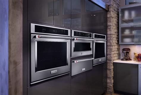 Kitchen Appliances Oven by Single Wall Ovens Kitchenaid