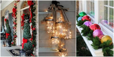 christmas yard decorations ideas 25 best outdoor christmas decorations christmas yard decorating ideas