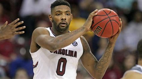 usc mens basketball player sindarius thornwell arrested