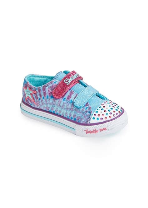 skechers kids light up shoes skechers skechers 39 twinkle toes 39 light up sneaker walker