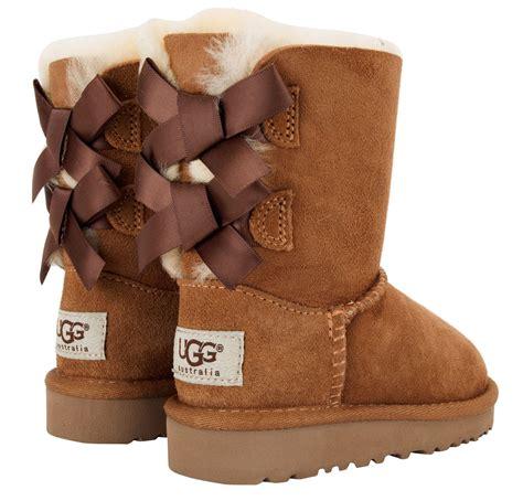 ugg kids bailey bow boot infant dtlrcom