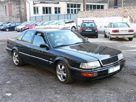 1988 Audi V8 Automatic Related Infomationspecifications
