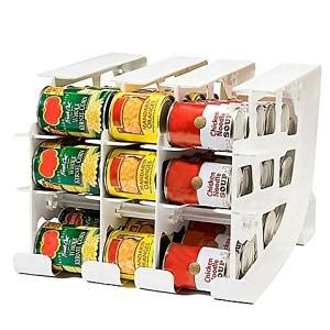 Can I Buy A Kitchen Pantry by Buy Fifo Can Tracker Food Storage Canned Foods Organizer