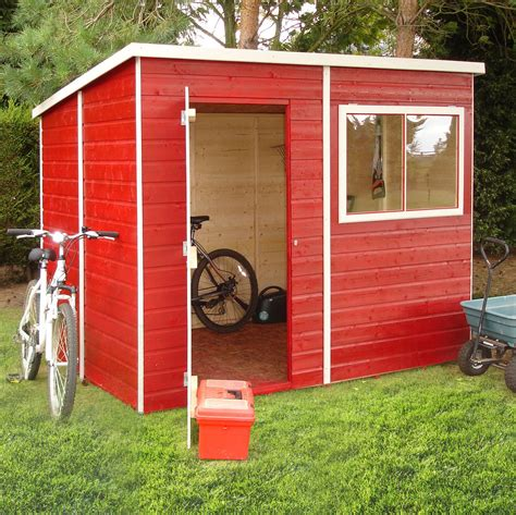 Small Sheds B Q by 8x6 Caldey Pent Shiplap Wooden Shed Departments Diy At B Q