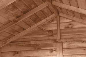 Sichtzäune Aus Holz : gartenhaus mit brennholzregal master 2 9m 259x213cm braun wooder ~ Watch28wear.com Haus und Dekorationen