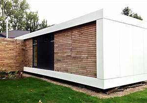 Kleine Fertighäuser Kaufen : neues wohnen im cubig designhaus minihaus h user ~ Watch28wear.com Haus und Dekorationen